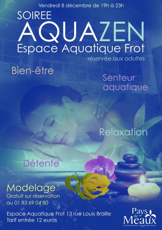 Ev nement for Piscine frot meaux